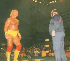 Vader vs. Hogan in WCW '95