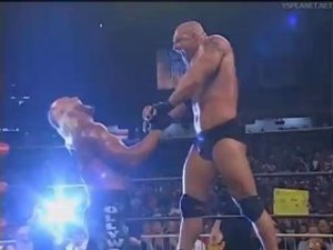 The moment Goldberg became a star.