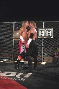 CM Punk vs. Raven