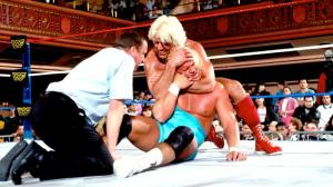 Ric Flair vs. Mr. Perfect