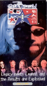 Great American Bash '99 - Nash vs. Savage