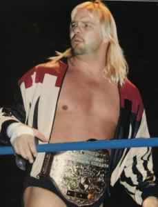 """'Lone Wolf"""" Barry Windham nearly makes the top 10."""