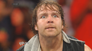 Have you lost interest in Dean Ambrose?