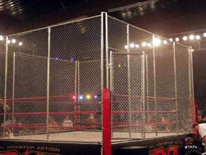 TNA Lockdown will air for free on television this year.