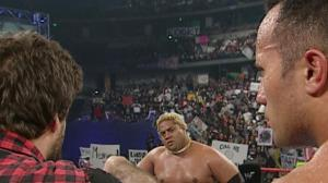 WWF RAW 10/9/2000... the confrontation.