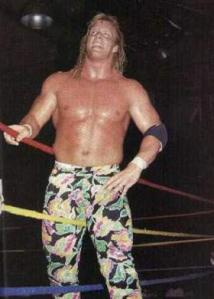 1990 Rookie of the Year, Steve Austin.