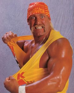 Hulkamania continued to run wild in the 90s.