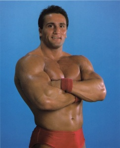 Paul Roma enjoyed the glory of being the Most Improved Wrestler of 1990.