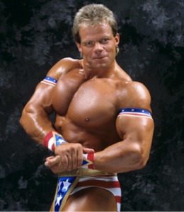 Lex Luger wins the Comeback Of The Year.