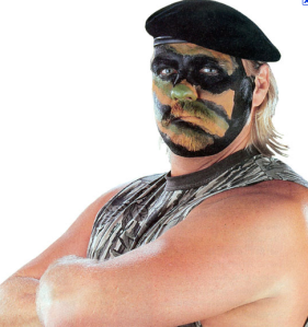 Barry Windham as the Stalker