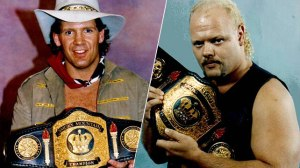 Tracy Smothers and Dirty White Boy had a brutal feud for the SMW Heavyweight Championship in 1993.
