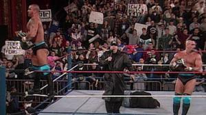 Paul Heyman and the Eliminators on RAW.