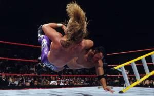 therock-vs-triple-h-summerslam-1998