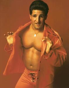 Disco Inferno has danced his way into WCW.