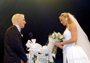 Weddings in wrestling never go according to plan.