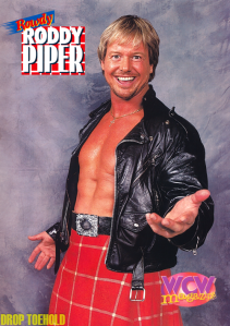 Wrestling fans wanted Piper to retire in '97.