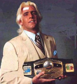 Image result for ric flair 1984